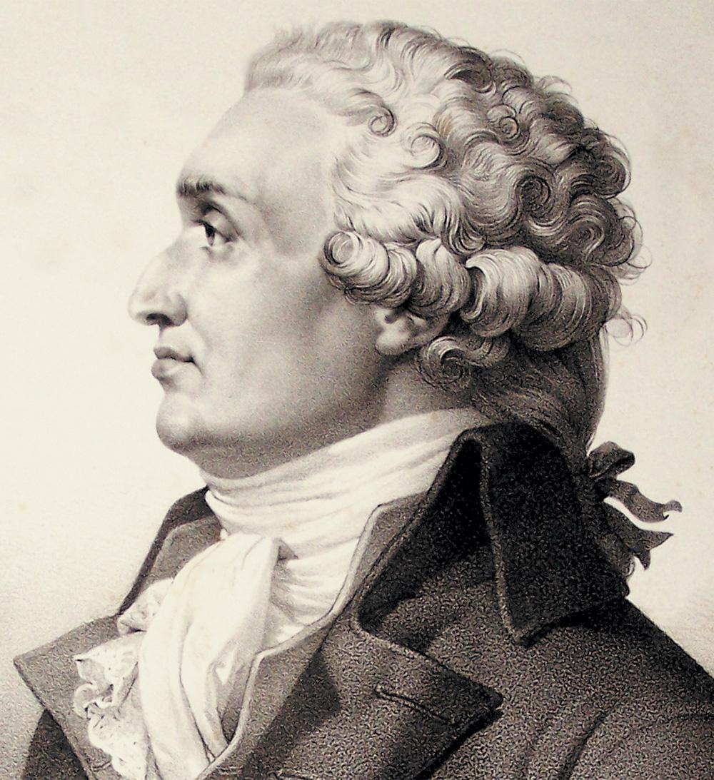 Détail de : Marie-Jean-Antoine-Nicolas Caritat, marquis de Concorcet, Nicolas-Eustache Maurin, lithographie, Châteaux de Versailles et de Trianon