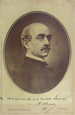 Vasile Alecsandri de Nestor Heck