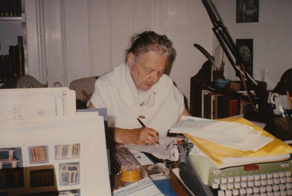Photo J-P.Corteggiani, 1986